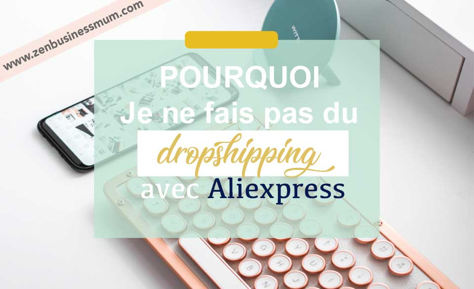 Dropshipping aliexpress